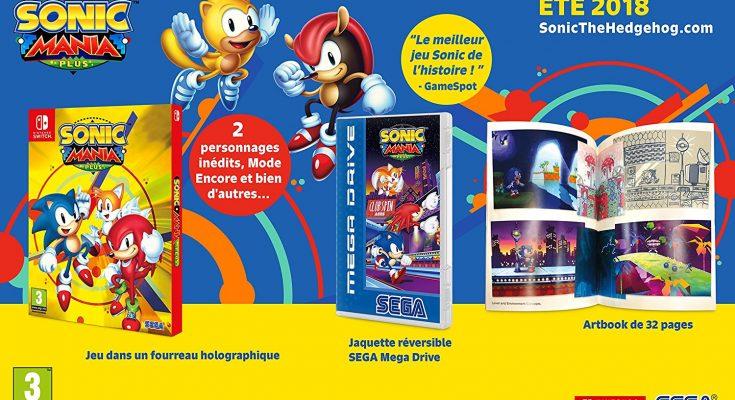 Artbook, l'Histoire de Sonic