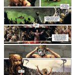 Excalibur – Chroniques – Bande dessinée